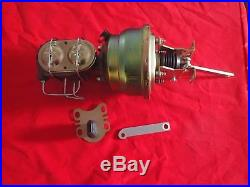 1957-1964 Ford fullsize Galaxie power front and rear disc brake conversion