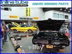 1982-92 GM F Body Camaro Rear Axle Drum to Disc Brake Wheel Conversion Kit Set