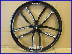 26 MTB Bike Magnesium Alloy 8/9/10 Speed Disc Brake Front Rear Wheel Set
