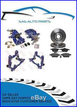 310mm Vented Rear Brake Conversion Setup Calipers Carriers Discs Pads Pack 1138
