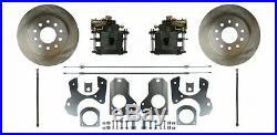 AFXRD78 Rear Disc Disk Brake Conversion Kit 78-88 G-Body 82-92 F-Body