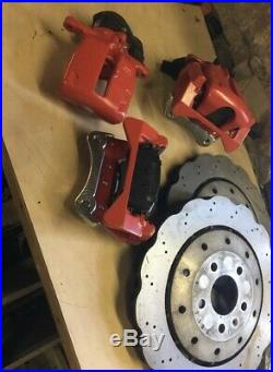 Audi Rs6 Front And Rear Brembo Brakes Discs Pad Callipers Rs7 Rs5 Rs4 Rs3 S5 S4