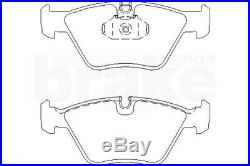 BMW E46 330d 330i 330ci 330x Brake Discs and Brembo Brake Pads Front and Rear