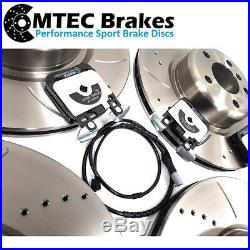 Bmw F20 F21 F22 F23 F30 F31 F32 Front Rear Brake Discs Pads M Sport Upgrade Kit
