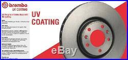 Brembo Front Rear Brake Disc Rotors Kit for Cadillac CTS V Chevy Camaro ZL1 6.2L