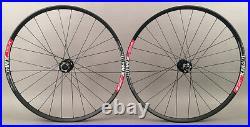 DT Swiss XM 401 29er MTB Bike Wheels Tubeless Black 28H 15x 100 12x 142 Shimano