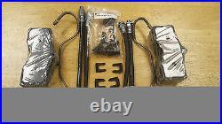 Disc brake calipers corvette 65-82 s/s/s calipers, 4 hoses, 2 metal lines, pads, ect