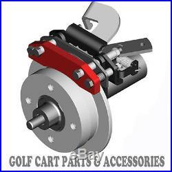 EZGO Golf Cart Rear Disc Brake Kit Made In USA New