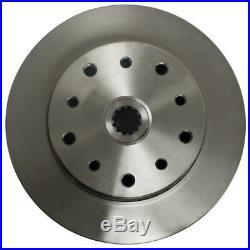 Empi 22-2910 Vw Bug Rear Disc Brake Kit 1958-1967, 5 Lug Porsche/Chevy Pattern