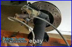 FORD 9 Rear Axle End Disc Brake Conversion Kit Large Bearing St ROTOR noPARK