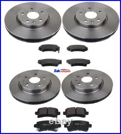 FOR VAUXHALL INSIGNIA 1.6 1.8 2.0 CDTi FRONT & REAR BRAKE DISCS & PADS SET NEW