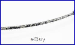Falcon XE, XF (rear discs) 1982-1988 brake upgrade -SAFEBRAKE Performance Hoses