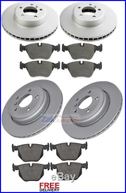 For Bmw E60 E61 5 Series 520d 525d 530d 535d Front & Rear Brake Discs & Pads New