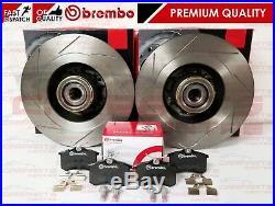 For Renault Megane Sport Rs 250 265 275 Rear Performance Brake Discs Brembo Pads