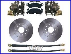 Ford 9 Standard Rear Disc Brake Conversion Kit, Universal Ford Cars Rear Kit