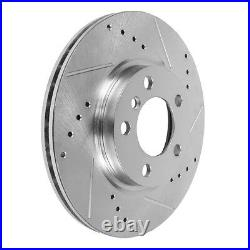 Front + Rear Brake Disc Rotors For 2012 2013 2014 2015 2016 2017 2018 Ford F150