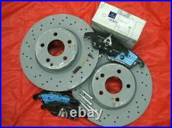 Genuine Mercedes-Benz W212 E-Class FRONT & REAR Brake Pads and Discs