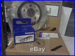 Genuine Volvo Rear Brake Discs And Pads Volvo XC60