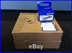 Genuine Volvo Xc90 Rear Brake Pads & Brake Discs 30793093 31471824 Brakes