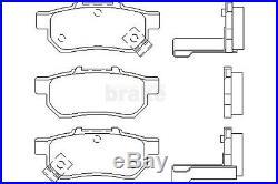 Honda Civic 1.6 EK4 Front Rear Brake Discs Mintex Pads Grooved 40G