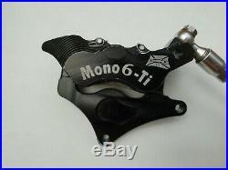 Hope Mono 6 Ti Hydraulic Rear Disc Brake Mtb Mountain Bike Downhill Goodridge