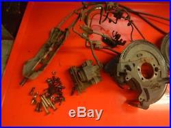 JEEP Dana 35 44 Rear Axle Disc Brake Conversion Kit Wrangler Cherokee Grand