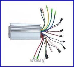 LCD+Disc Brake + 1500W Hi Speed Electric Bicycle E Bike Hub Motor Conversion Kit
