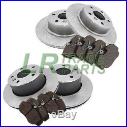Land Rover Discovery 2 Td5 & V8 New Full Front & Rear Brake Discs, Pads Kit Set