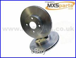 MX5 Front & Rear Discs and Pads Mazda MX-5 Eunos Mk1 1.8 & Mk2/2.5 Standard