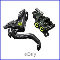 Magura MT7 4-Piston Disc Brake and HC1 Lever Front or Rear with 2000mm