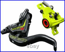 Magura MT8 Raceline Disc Brake and Lever Front or Rear, Hydraulic, Post Mount