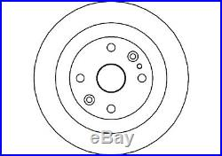 Mazda MX5 1.6 1.8 NB Front Rear Performance Brake Discs and Brembo Pads