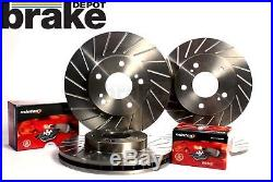 Mazda MX-5 1.6 Brake Discs and Mintex Pads Front Rear Performance