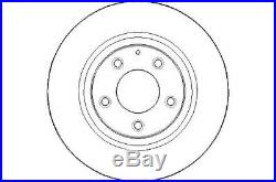 Mazda RX-8 Brake Discs and Mintex Pads Front and Rear Dimpled Grooved