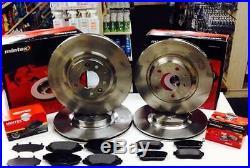 Mazda Rx8 Front & Rear Mintex Brake Discs & Pads Brand New Motor Spares Parts