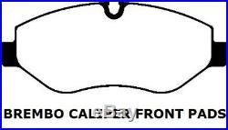 Mercedes Vito W639 2004-2014 Front & Rear Brake Discs And Pads & Handbrake Shoes