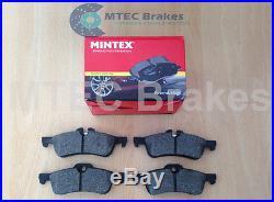 Mini R50 R53 R52 ONE Cooper S 01-06 Brake Discs Front Rear Pads & Wear Leads