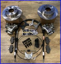 Mk1 Mk2 Escort Rear Disc Conversion Kit English Axle Inc Cosworth Calipers
