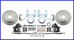 Mopar 8-3/4 Rear MBM 11 Disc Brake Kit with Emergency Brake Dodge Chrysler