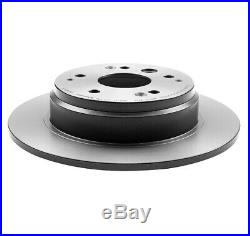 NEW Brembo Front Rear Full Brake Kit Disc Rotors Ceramic Pads For Acura TL 99-08
