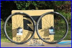 NEW REYNOLDS AR41x DB Disc Brake Carbon Wheels Front / Rear Wheelset