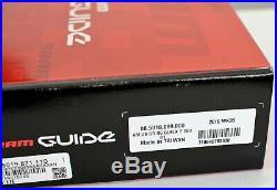 NEW Sram Guide RS Disc Brake Set, Front/Rear, 4-Piston, NIB, 950/1800mm Lines