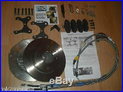 New Escort Mk1 Mk2 Rear Disc Conversion For English Axle Suit Cosworth Calipers