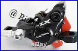 New SHIMANO MTB SLX M675 Hydraulic Disc Brake Set Front&Rear With Resin Pads