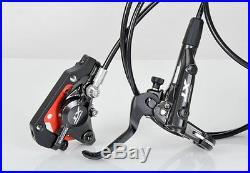 New Shimano XT M8000 MTB Disc Brake Set Front&Rear Set With Resin Pad-Black