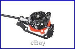 New Shimano XT M8000 MTB Disc Brake Set Front&Rear WithResin Pad/Ice-Tech-Black
