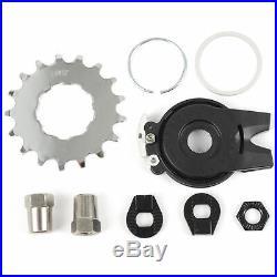 NuVinci N330 CVP Internal Gear Bicycle Rear Hub Black 32h Disc Brake C3