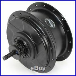 NuVinci N380 CVP Internal Gear Bicycle Rear Hub Black 32h Disc Brake // New C8