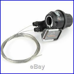 NuVinci N380 CVP Internal Gear Bicycle Rear Hub Black 32h Disc Brake New C8