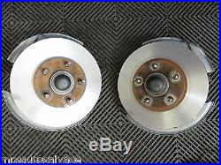 OE MUSTANG 5 LUG FRONT & REAR DISC BRAKE CONVERSION KIT for 79 89 90 91 92 93